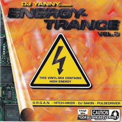 DJ Yanny - Energy Trance vol 3 [1998]