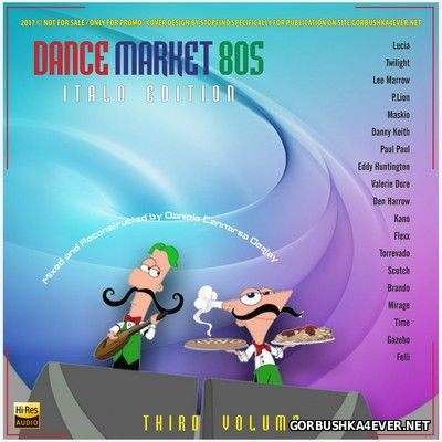 Dance Market 80 - Italo Edition vol 3 [2016]