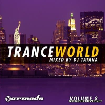 Trance World vol 8 [2009] / 2xCD / Mixed by DJ Tatana
