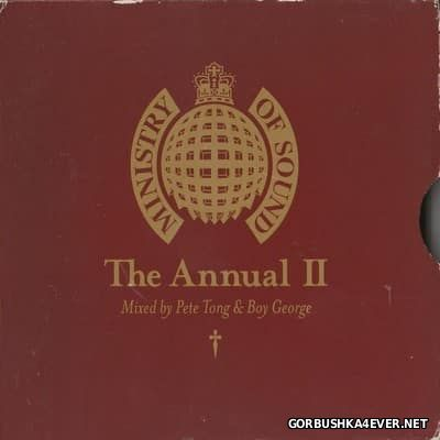 [Ministry Of Sound] The Annual 1996 / 2xCD / Mixed by Boy George & Pete Tong