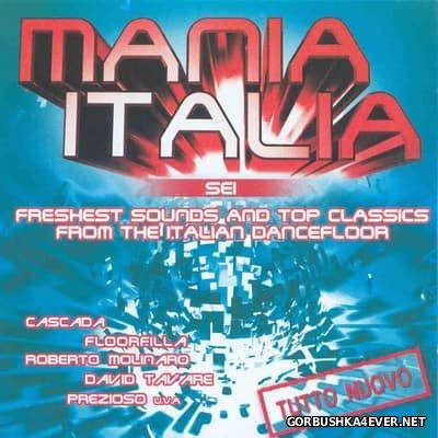Mania Italia Sei [2006] / 2xCD
