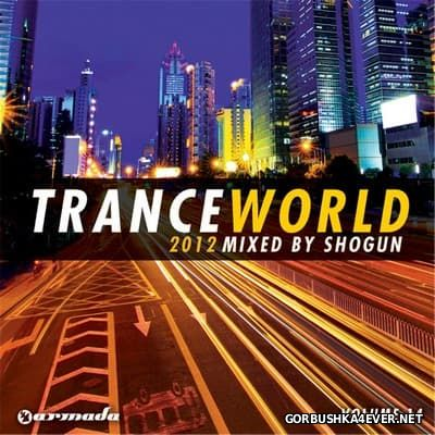 Trance World vol 14 [2012] / 2xCD / Mixed by Shogun