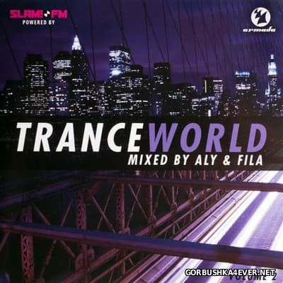 Trance World vol 2 [2008] / 2xCD / Mixed by Aly & Fila