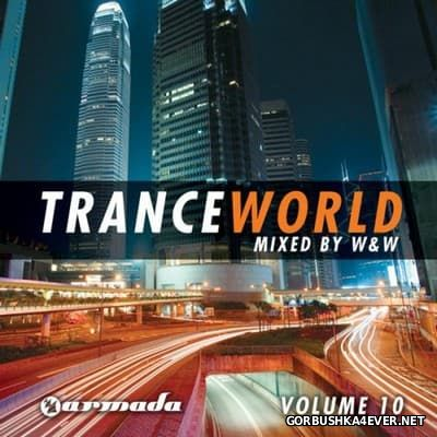 Trance World vol 10 [2010] / 2xCD / Mixed by W&W