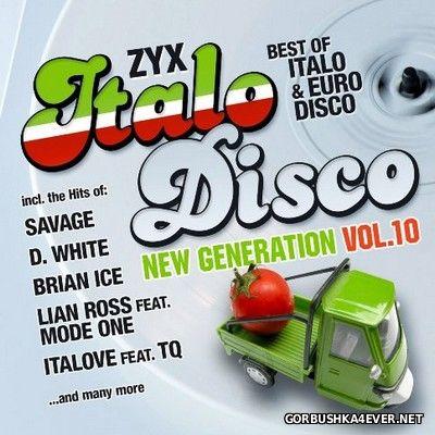 ZYX Italo Disco New Generation 10 [2017] Mixed by Cziras