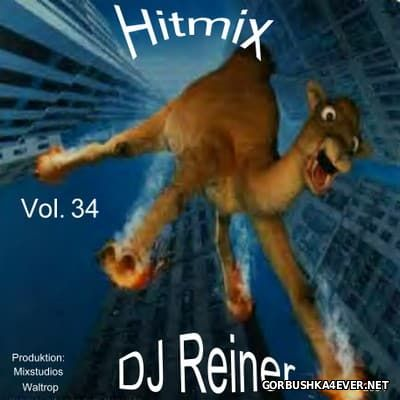 DJ Reiner - Hitmix vol 34 [2004]