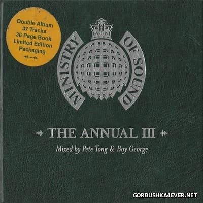 [Ministry Of Sound] The Annual 1997 / 2xCD / Mixed by Boy George & Pete Tong
