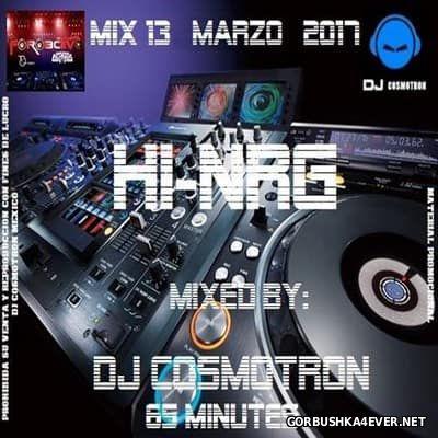 DJ Cosmotron - Marzo NRG Mix 2017.2