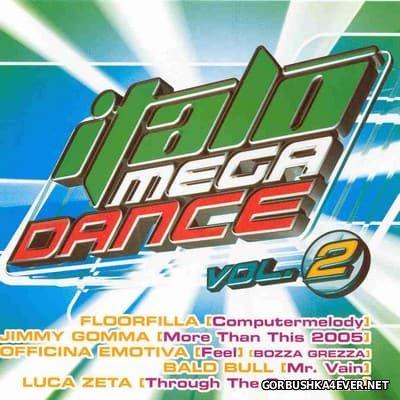 Italo Mega Dance vol 2 [2006]