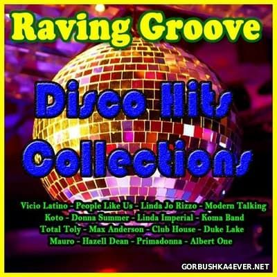 Raving Groove - Disco Hits Collection vol 1 [2016]