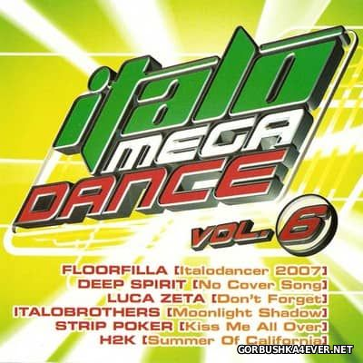 Italo Mega Dance vol 6 [2007]