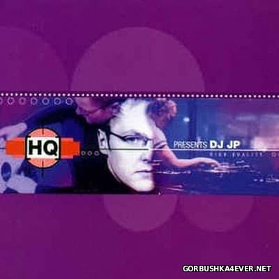 HQ Presents DJ JP [2002] / 2xCD