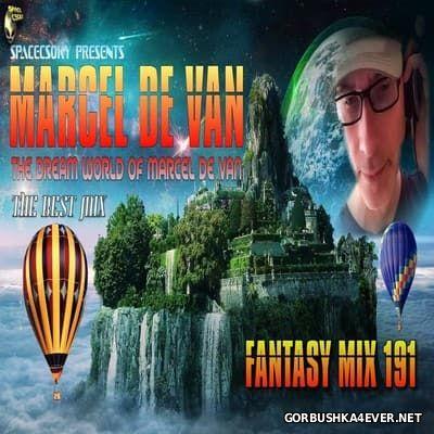 Fantasy Mix vol 191 - The Dream World Of Marcel De Van [2017]