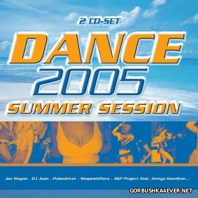 [ZYX] Dance 2005 Summer Session [2005] / 2xCD