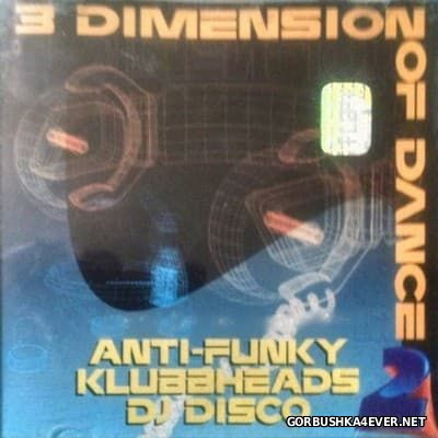 3 Dimension Of Dance vol 2 [2000]