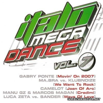Italo Mega Dance vol 7 [2007]