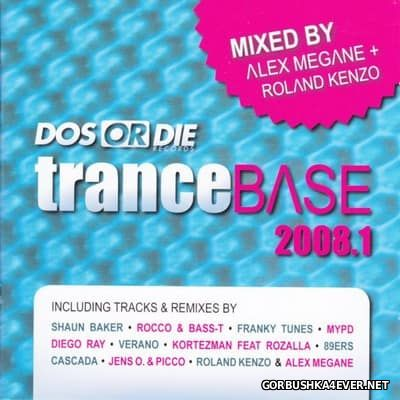 Trance Base 2008.1 [2007] / 2xCD / Mixed by Alex Megane & Roland Kenzo