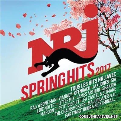NRJ Spring Hits 2017 / 3xCD