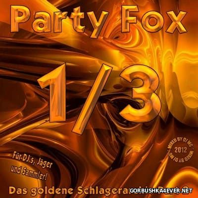 DJ MG - Party Fox Mix ⅓ (Das Goldene Schlagerarchiv II) [2012]