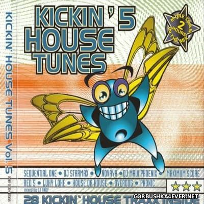 Kickin' House Tunes 5 [1998] / 2xCD / Mixed by DJ Andy