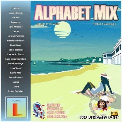 DJ West - Alphabet Mix - volume L [2017]