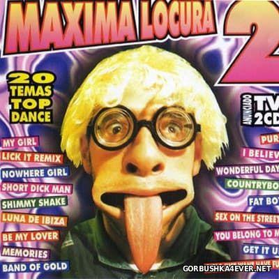[Choco Music] Maxima Locura 2 [1996] / 2xCD