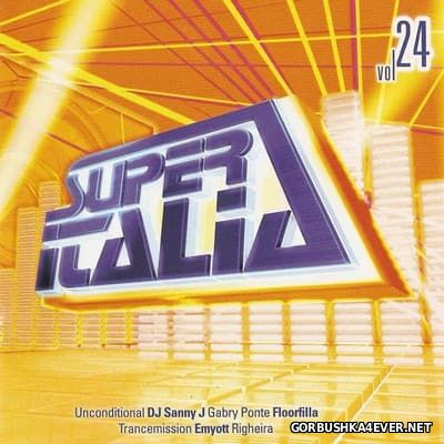 Super Italia - Future Sounds Of Italo Dance vol 24 [2007]