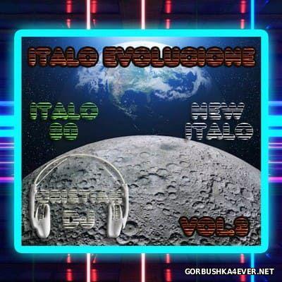 Dee Jay Cristian - Italo Evolucione Mix 3 [2017]