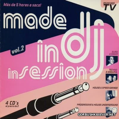 Made In DJ In Session vol 2 [1998] / 4xCD