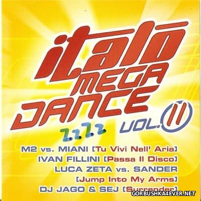 Italo Mega Dance vol 11 [2008]