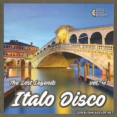 Italo Disco - The Lost Legends vol 4 [2017]