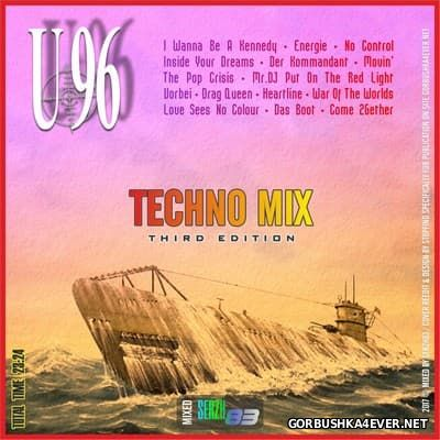 U96 - Techno Mix III [2017] by Serzh83