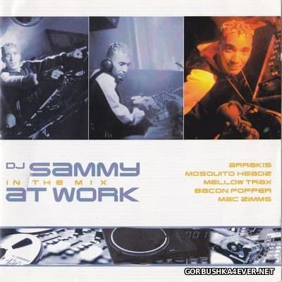 DJ Sammy At Work In The Mix [1999] / 2xCD