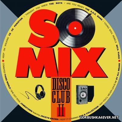 So Mix Disco Club 2 [1992]