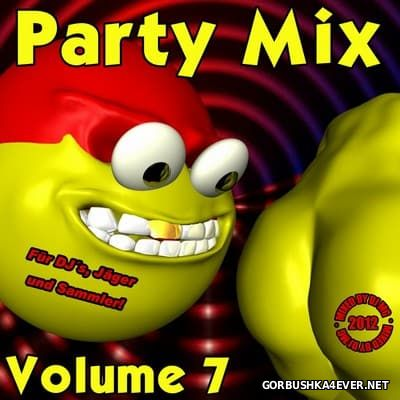 DJ MG - Party Mix vol 07 [2012]