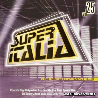 Super Italia - Future Sounds Of Italo Dance vol 25 [2007]