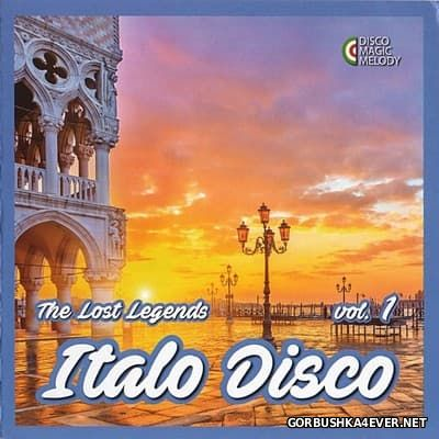 Italo Disco - The Lost Legends vol 1 [2017]