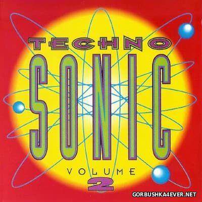 Techno Sonic volume 2 [1992]