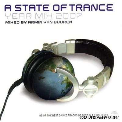 A State of Trance Year Mix 2007 / 2xCD / Mixed by Armin van Buuren