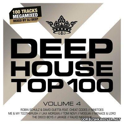 VA - Deep House Top 100 vol 4 [2017] / 2xCD / Mixed by DJ Deep
