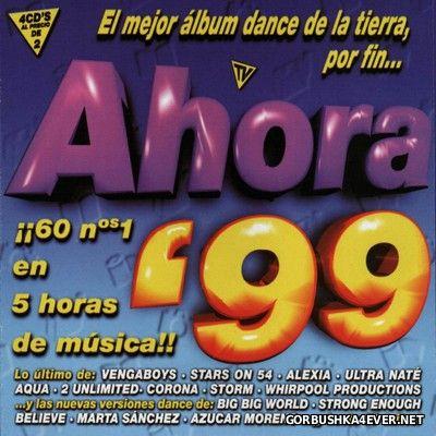 [Blanco Y Negro] Ahora '99 [1999] / 4xCD