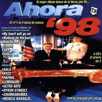 [Blanco Y Negro] Ahora '98 [1998] / 4xCD