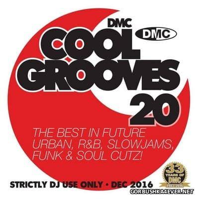 [DMC] Cool Grooves vol 20 [2016]
