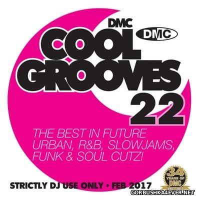 [DMC] Cool Grooves vol 22 [2017]