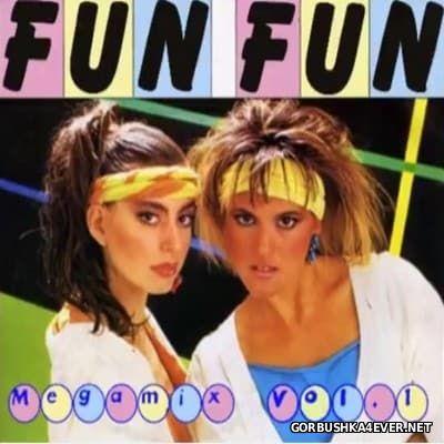 DJ SpaceMouse - Fun Fun Megamix vol 1 [2006]
