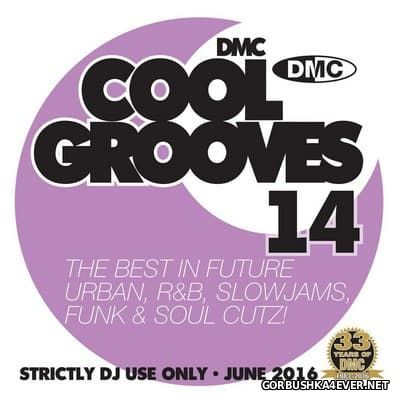 [DMC] Cool Grooves vol 14 [2016]