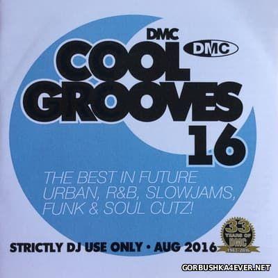 [DMC] Cool Grooves vol 16 [2016]