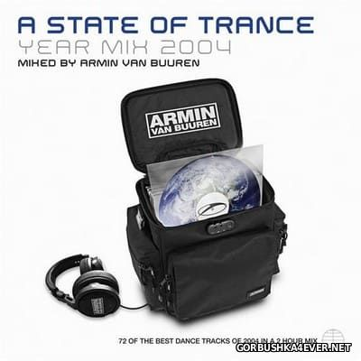A State of Trance Year Mix 2004 / 2xCD / Mixed by Armin van Buuren