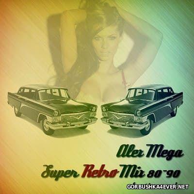 DJ Alex Mega - Super Retro Mix 80-90 [2012] version 50x50