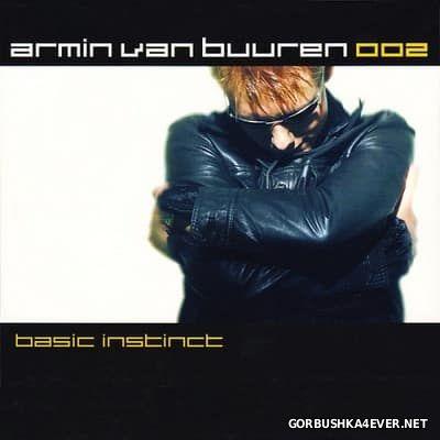 Armin van Buuren - 002 Basic Instinct [2001] / 2xCD